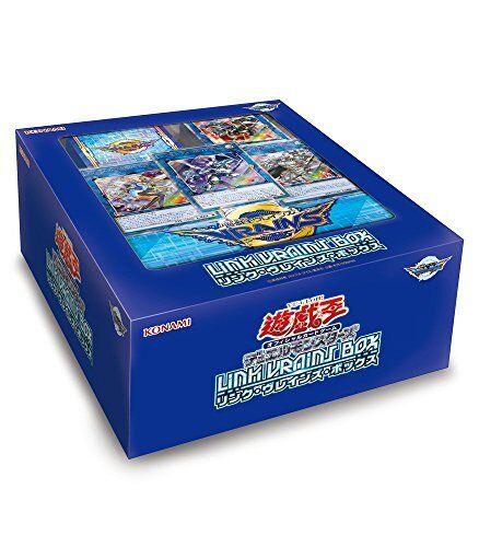 YuGiOh OCG Link Vrains BOX Limited SET Extra Secret Rare Bonus Gift JAPAN w//trac