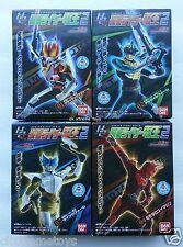Masked Kamen Rider Den-O Climax Altair Wing Momotaros Imagin 4 Figures HD Bandai