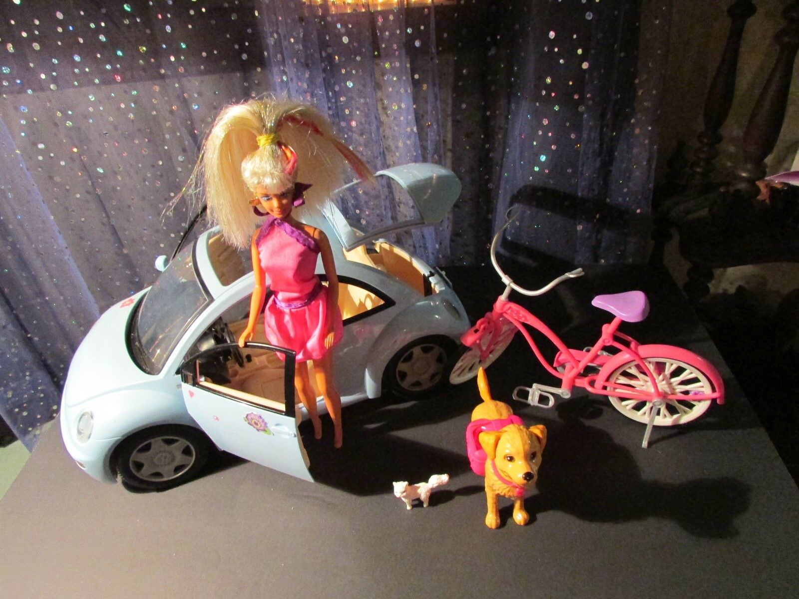 Barbie Doll And Barbie Accessories