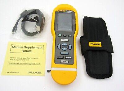 Fluke 805 Vibration Meter Tester Mechanical Troubleshooting and Maintenance F805