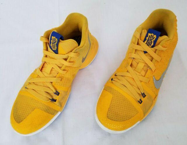 Cheese Yellow Nike Kyrie 3