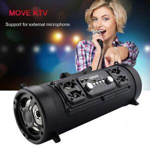 Wireless-Bluetooth-Waterproof-Portable-High-power-Music-Barrel-Bluetooth-Speaker
