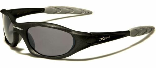 X-LOOP MENS WOMENS BOYS SPORT BIKER RUNNING BLACK WRAP DESIGNER SUNGLASSES UV400