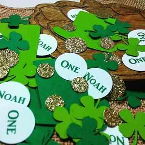 Details About St Patrick S Day Party Decorations Birthday Baby Shower 300 Count