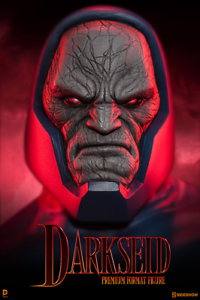 DC sideshow samlaives Superman Darkseid Premium Format 1 4 skala Staty