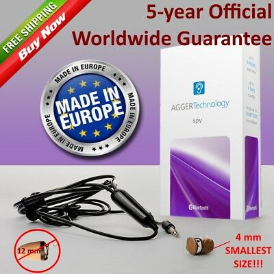 40/% SALE Bluetooth NEW MODEL Spy Earpiece for Students AGGER Ultra