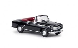 29158-Brekina-Peugeot-403-cabriolet-034-de-Luxe-034-Noir-1-87