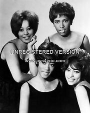 "The Chiffons 10"" x 8"" Photograph no 3"