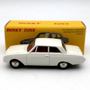 DeAGOSTINI-1-43-Dinky-Toys-559-ford-taunus-17-M-QUALITE-Models-Collection