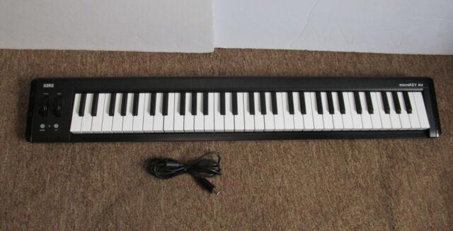 Korg Microkey 2 Air Bluetooth Wireless Midi Controller 25 Key Note Keyboard Bm For Sale Online Ebay