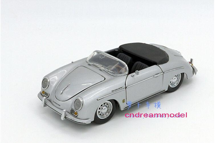 Asahi Collection 1 24 Porsche356A SPEEDSTER Die Cast Cast Cast Model RARE cde6f9