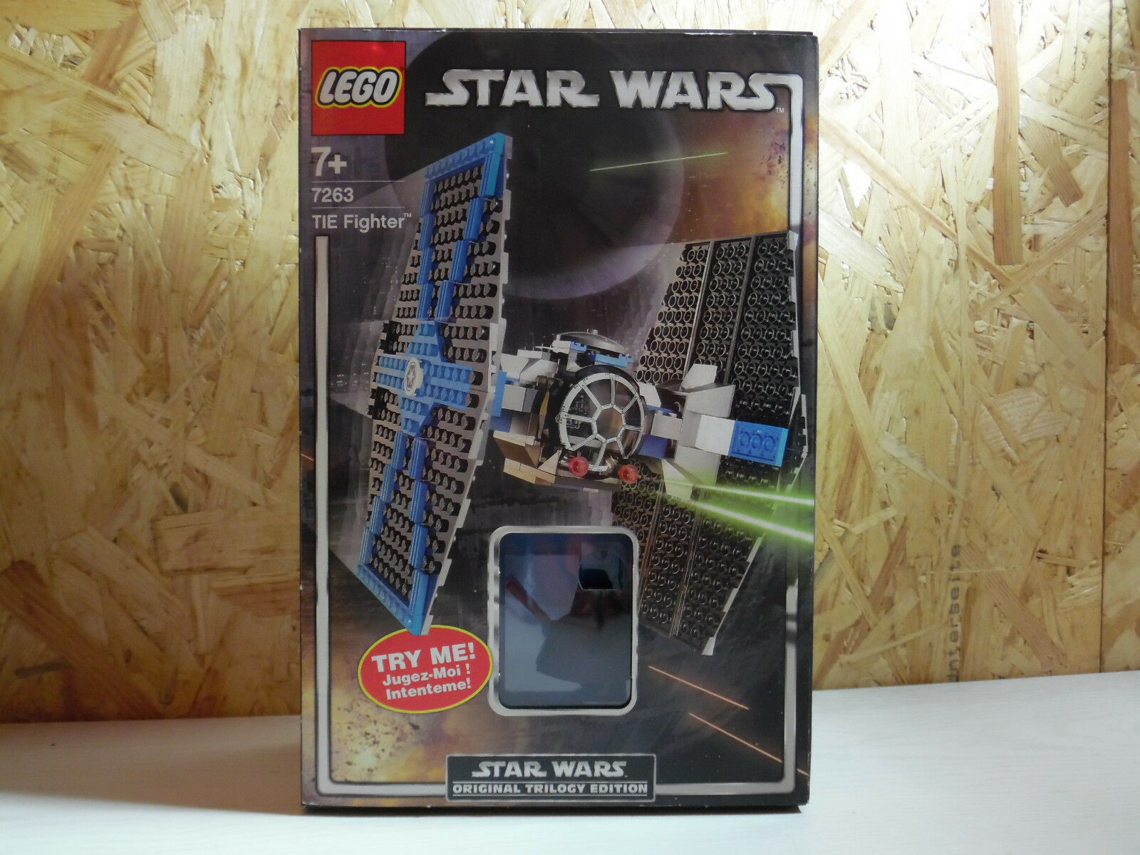 LEGO Star Wars   Tie Fighter   7263   Neu und OVP