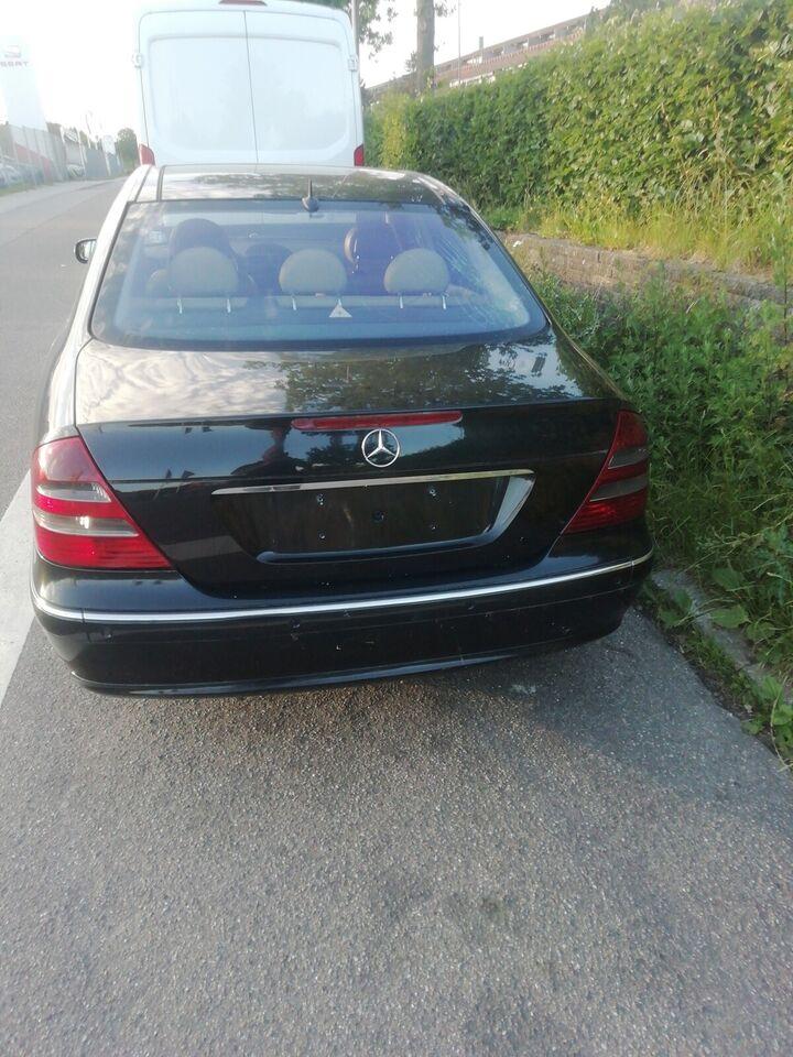 Mercedes E320, 3,2 CDi Avantgarde aut., Diesel