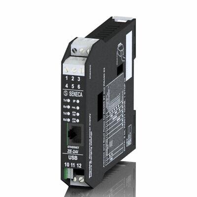 DAM124 Modbus RTU Data Acquisition Module 4 CH Analog Input US Standard