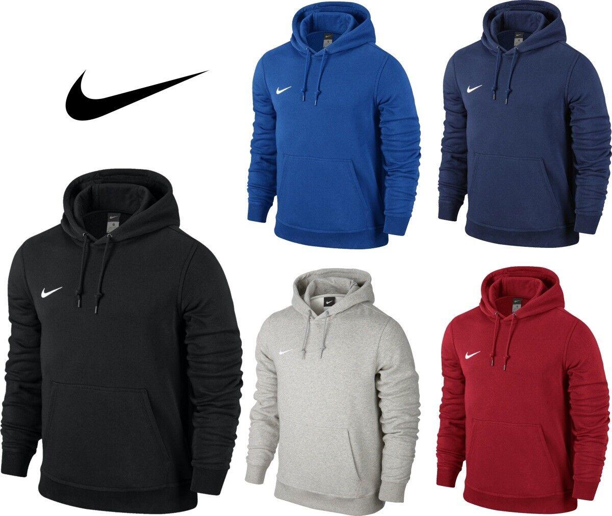 Nike Felpa con Cappuccio in Pile Overhead Felpa Con Cappuccio Felpa Maglione Giacca Maglione Top S-XXL