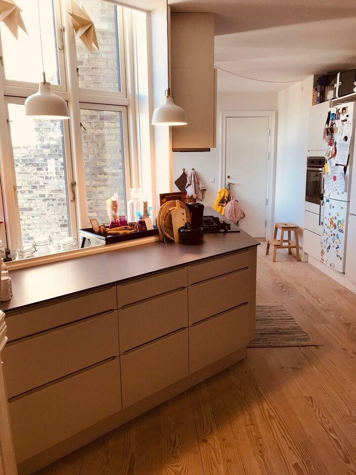 lejlighed byttes, 1610, Gammel Kongevej 51 4 130 m2