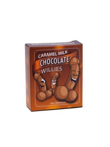 Ann Summers Caramel Chocolat ZIZI 50 g