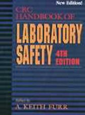 CRC Handbook of Laboratory Safety, 4th Edition-ExLibrary