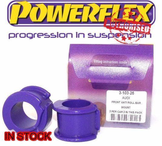 Powerflex VW Bus T3 Stabilisatorlager Vorderachse PFF85-1005 23mm