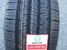 4 New LT 265/75R16 Inch Lion Sport HT Tires 265 75 16 R16 2657516 75R 10 ply E
