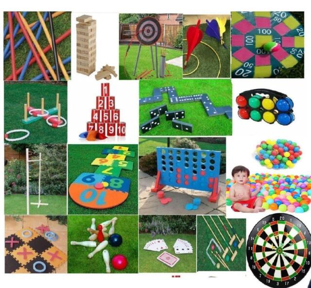 Kingfisher Giant Noughts and Crosses Garden Outdoor Family Fun Party Game