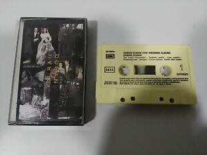 DURAN-DURAN-THE-WEDDING-ALBUM-CASSETTE-TAPE-SPANISH-EDITION-1992-EMI-2607988764