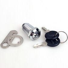 DIY Crafts® Universal Safe Cam Cylinder Desk Drawer File Cabinet Locks Tool Boxe