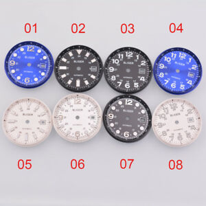 Brands-New-33mm-BLIGER-Watch-Dial-fit-for-2824-2836-Miyota-8215-8205-Movement