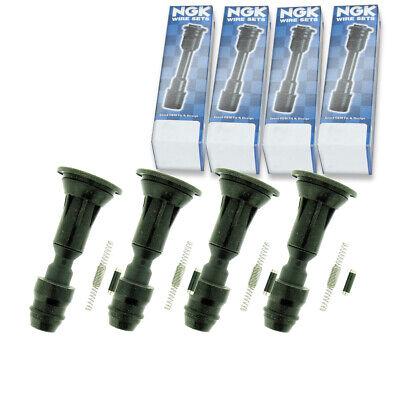 4 pcs NGK 58999 Ignition Coil Boot for CPB-N021 SPP132E SPB195 178003 lt