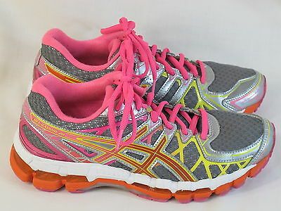 Details about Asics Gel Kayano 20 Women's Athletic T3N7N Running Comfort Shoes Size 7