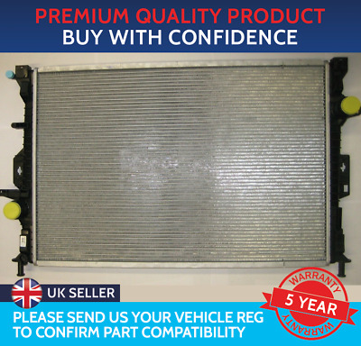 BRAND NEW RADIATOR TO FIT VOLVO S60//S80//V60//V70//C-MAX//FOCUS//GALAXY//MONDEO//S-MAX