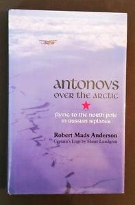 Robert-M-Anderson-Antonovs-Over-The-Arctic-North-Pole-Russian-Biplanes