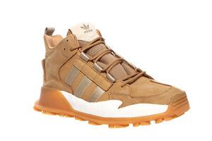 Details zu adidas Originals F1.3 LE Herren Sneaker Boot Stiefel Outdoor Schuhe Braun WOW