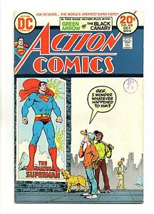 Action Comics Vol 1 No 428 Oct 1973 (VFN) DC Comics, Bronze Age  (1970 - 1979)
