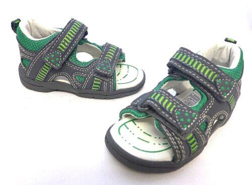 Lico Kinder Sandalen grün Größe 20 21 Flippo V Jungen Sommer Schuhe Leder