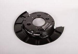 Brake Dust Shield Rear Left ACDelco GM Original Equipment 25990034