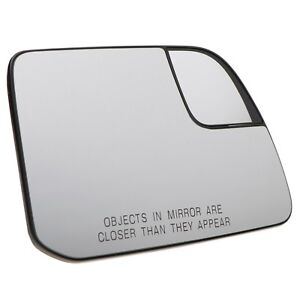 Oem New Right Side View Power Mirror Glass 2011 2014 Ford Edge Mkx Ct4z 17k707 A Ebay