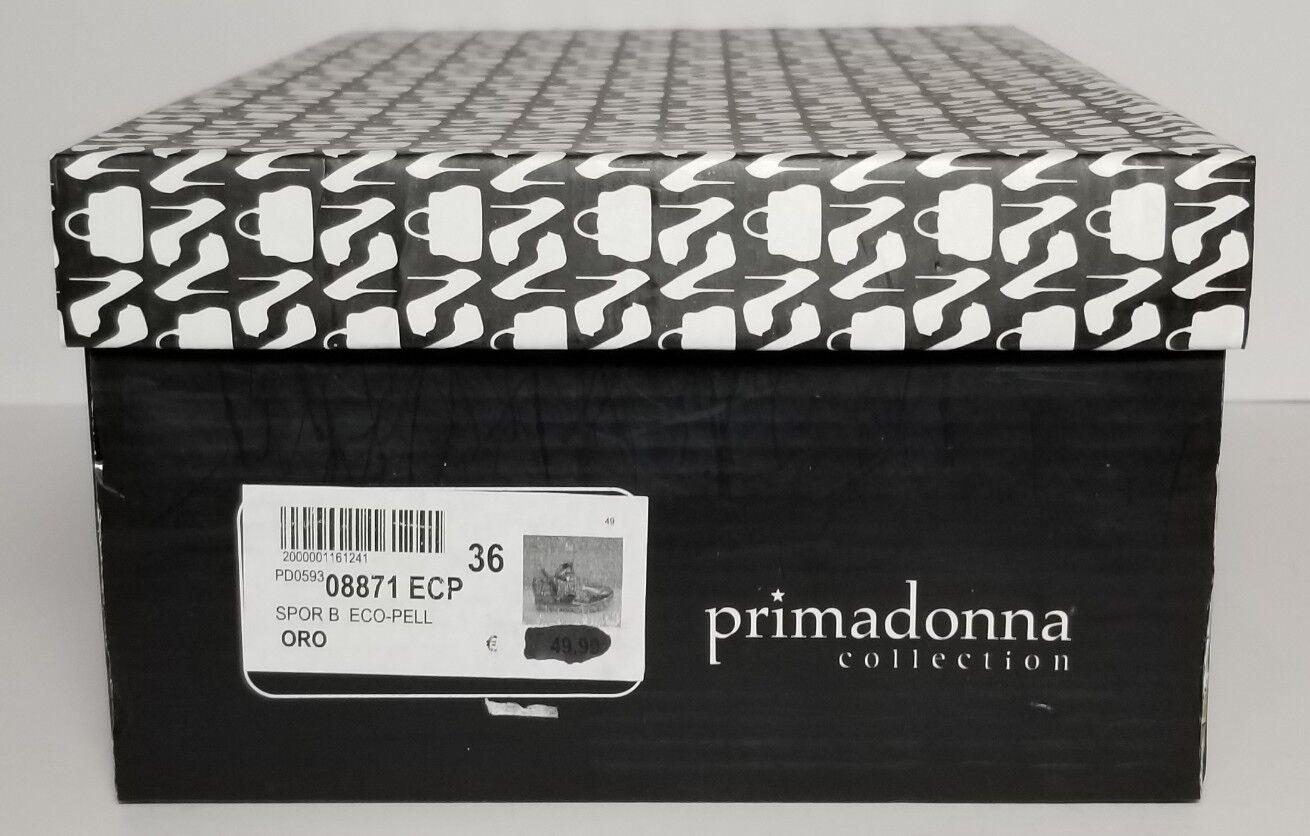 PRIMADamens COLLECTION CAMO WOMEN'S CAMO COLLECTION SNEAKERS SIZE EURO 36 NEW IN BOX 565ff4