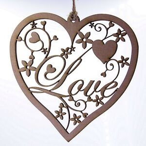 Hanging decoration fancy love heart home decoration for Hearts decorations home
