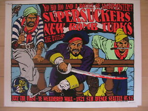 Supersuckers-original-USA-Poster-von-Kozik