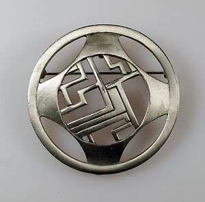 Kelly-Waters-Modernist-Abstract-Pewter-Pin-Brooch-Pendant