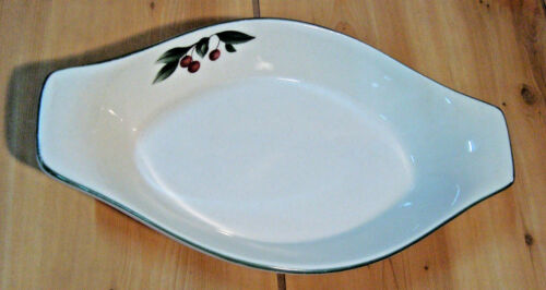 Citation THE CADES COVE COLLECTION Set of TWO Augratin Dish Bowl