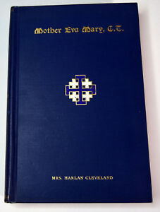 1929-Book-Mother-Eva-Mary-The-Story-of-a-Foundation