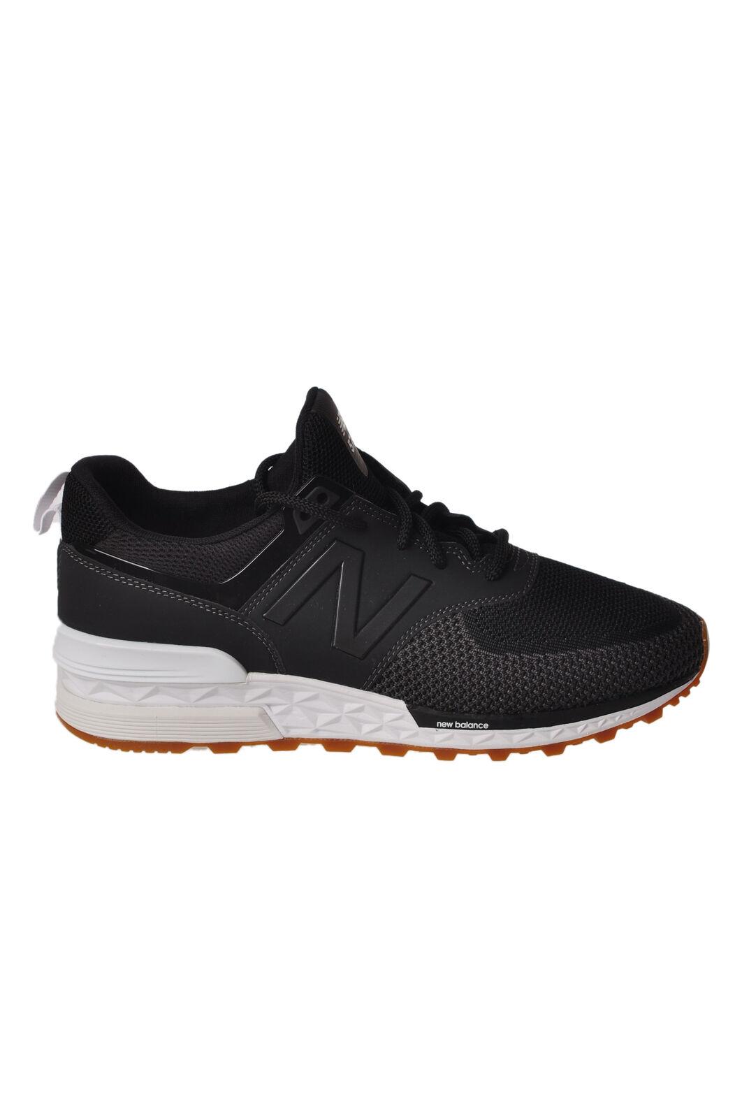 New Balance - shoes-shoes - Man - Black - 4845110C191736