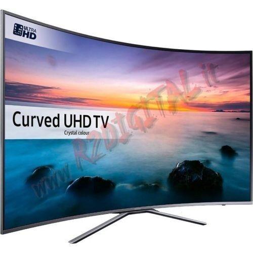 tv 4k 32 pollici curvo  Samsung UE55KU6172 - 55
