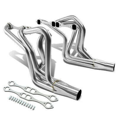 Street Stock Header Exhaust Manifold Fit for Chevy Monte Carlo 5.0L Stainless Steel HDSSBCSST2