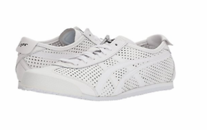 ONITSUKA TIGER D816L.0101 MEXICO 66 Mn´s Price reduction White/White Leather Lifestyle Shoes Great discount