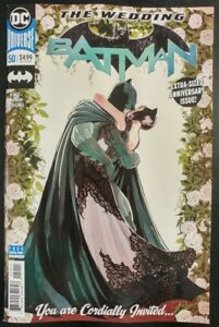 BATMAN-50a-2018-DC-Universe-Comics-VF-NM-Book