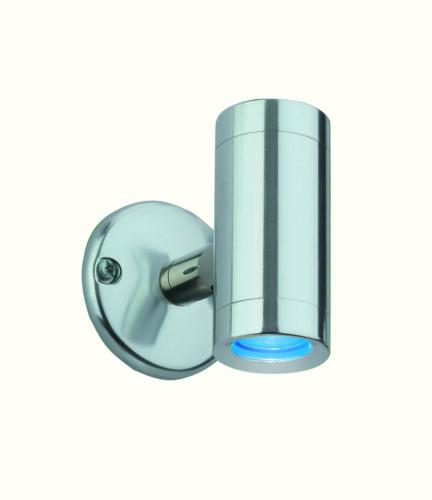 Firstlight 4218BL Indoor//Outdoor 2 DEL Mur lumière Transformateur requis