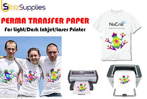Heat-Transfer-Paper-Iron-on-Transfer-Paper-Inkjet-Laser-Printer-T-Shirt-Printing